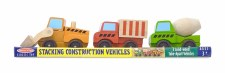 Stacking Construction Vehicles - Melissa & Doug