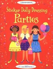 Sticker Dolly Parties - Usborne Books
