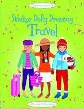 Sticker Dolly Travel - Usborne Books
