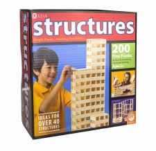 Structures 200 Piece Plank Set - MindWare