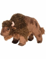 Sue the Buffalo Stuffed Animal - Douglas