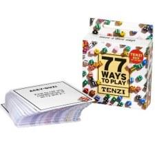 Tenzi 77 Ways to Play