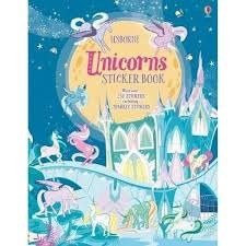 Unicorns Sticker Book - EDC Usborne