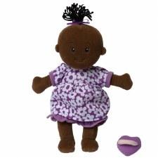 Wee Baby Stella - Purple Dress - Manhattan Toy