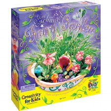 Wee Enchanted Fairy Garden - Creativity For Kids