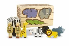 Wildlife Rescue Sorting Truck - Melissa & Doug