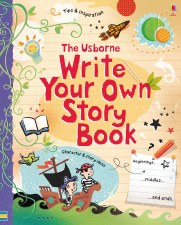 Write Your Own Story Book - Usborne Books