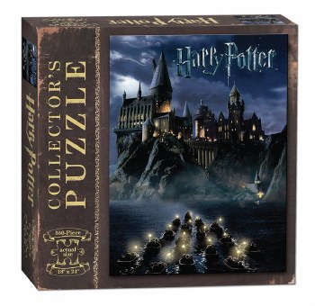 World of Harry Potter Puzzle (550 Piece) - USAopoly