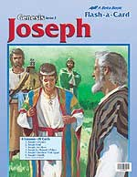 Abeka Flash-a-Cards: Joseph