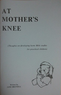 At Mother's Knee