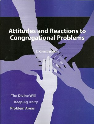 Attitudes and Reactions to Congregational Problems