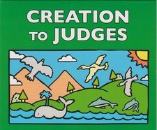Discovering God's Way Nursery Book 1 Creation to Judges Flipchart