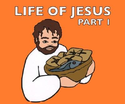 Discovering God's Way Nursery Book 3 Jesus (1) Flipchart