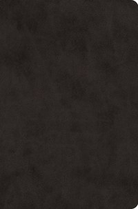 ESV Value Compact- Black Imitation Leather