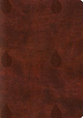 ESV Journaling Bible - Chestnut TruTone