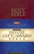 NKJV Gift & Award Bible- Burgundy