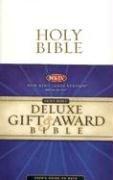 NKJV Gift & Award Bible- White