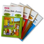 New Living Bible Series Junior 8-1 United Kingdom Visual Aid