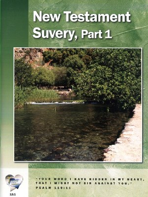 Word in the Heart: Senior High 12:1 A Survey of the New Testament Part 1