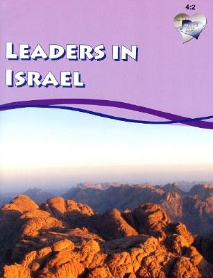 Word in the Heart: Junior 4:2 Leaders in Israel