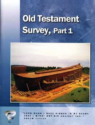 Word in the Heart: Junior High 7:3 Old Testament Survey Part 1