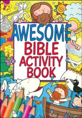 Activity Book Awesome Bible