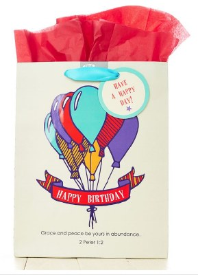 Gift Bag, Birthday 2 Pet 1:2