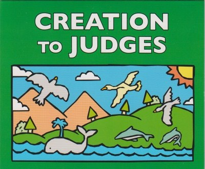 Discovering God's Way Nursery Book 1 Creation to Judges Teaching Kit