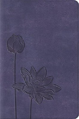 ESV Compact Bible- Lavender