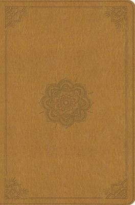 ESV Compact Bible - Goldenrod Trutone