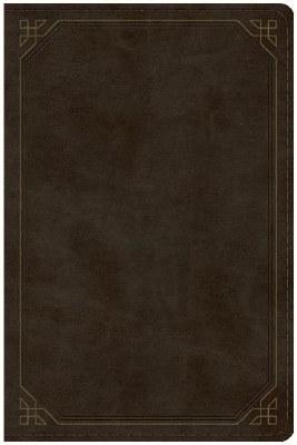 ESV Compact Bible - Olive Trutone