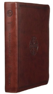 ESV Journaling BIble - Brown TruTone