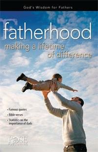 Fatherhood Pamphlet