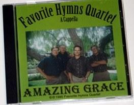 Favorite Hymns Quartet: Amazing Grace