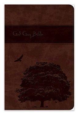 ESV God Guy Bible - Brown