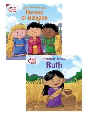 Heroes of Babylon/Ruth Flip Over Book