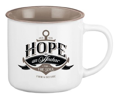 Mug - Hope As An Anchor Coffee