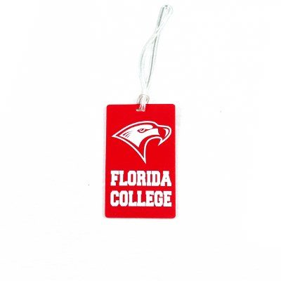 Florida College Luggage Tag