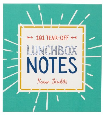 Notepad - 101 Tear-off Lunchbox Notes