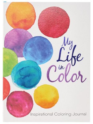 Coloring Journal - My Life in Color