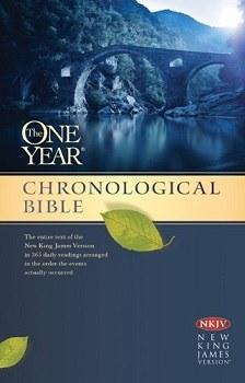 NKJV Chronological Study Bible - Paperback