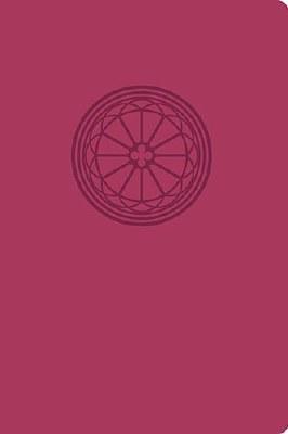 NKJV Compact Bible - Raspberry