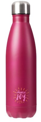 WATER BOTTLE, Joy pink