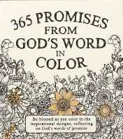 Coloring Book - 365 Promises