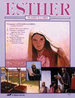 Abeka Flash-a-Cards: Esther