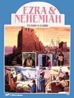 Abeka Flash-a-Cards: Ezra & Nehemiah