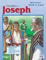 Abeka Flash-a-Cards: Joseph