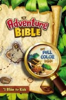 NIV Adventure Bible  - Hardcover