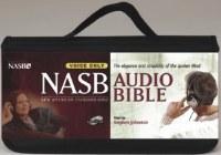 Audio Bible CD NASB