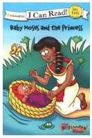 Baby Moses and the Princess - I Can Read My First Reader